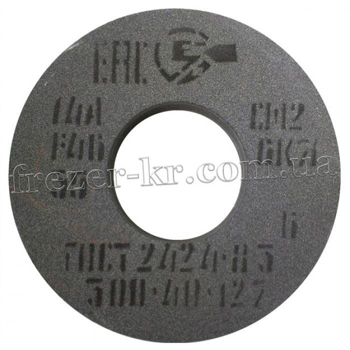 Круг шлифовальный 14А ПП 400х63х203 (F46-F80) - фото 1