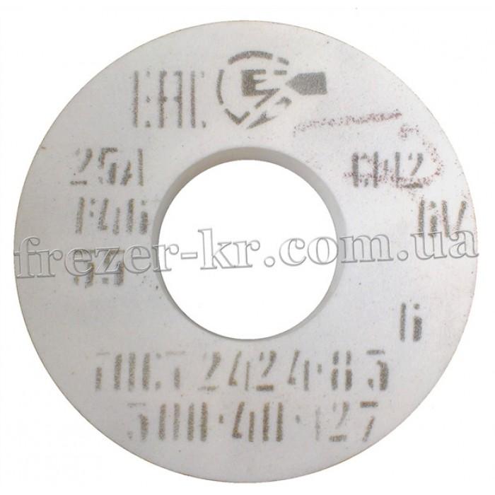 Круг шлифовальный 25А ПП 250х40х76 (F46-F80) - фото 1