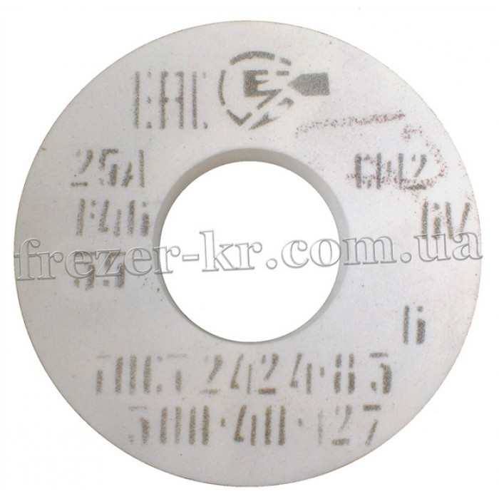 Круг шлифовальный 25А ПП 400х40х127 (F46-F80)
