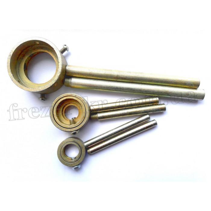 Вороток М3-М8 (20-25 мм) для плашек двухгнёздный