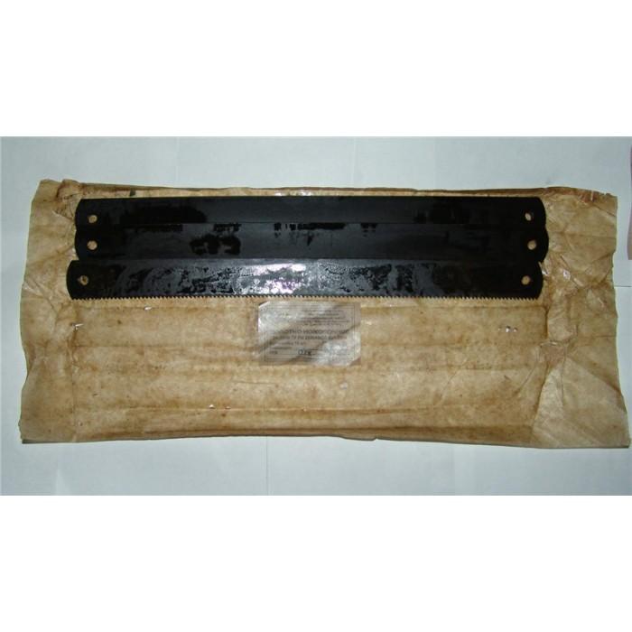 Полотно ножовочное машинное 450х40х2 Р6М5 (Могилев, ЭЛМЕЗ) - фото 1