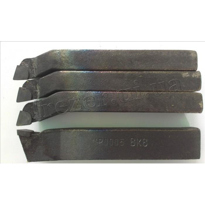 Резец подрезной отогнутый 25х16х140 Т5К10 левый (ЧИЗ)