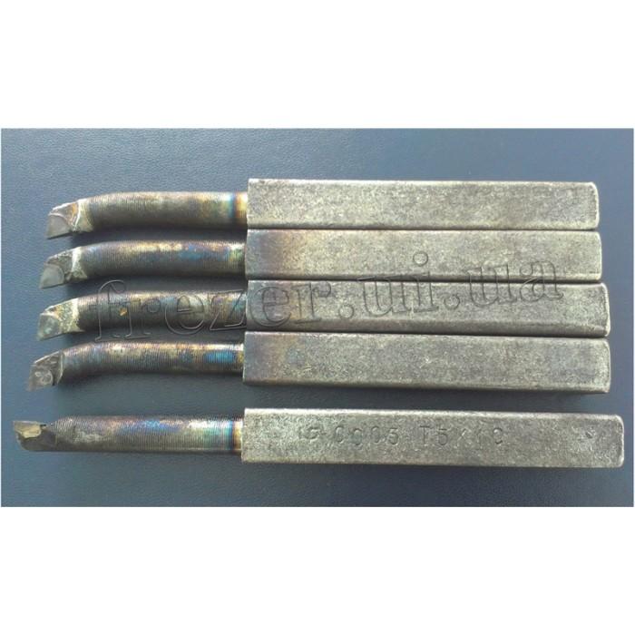 Резец расточной для глух. отв. 25х25х200х70 ВК8 (ЧИЗ)
