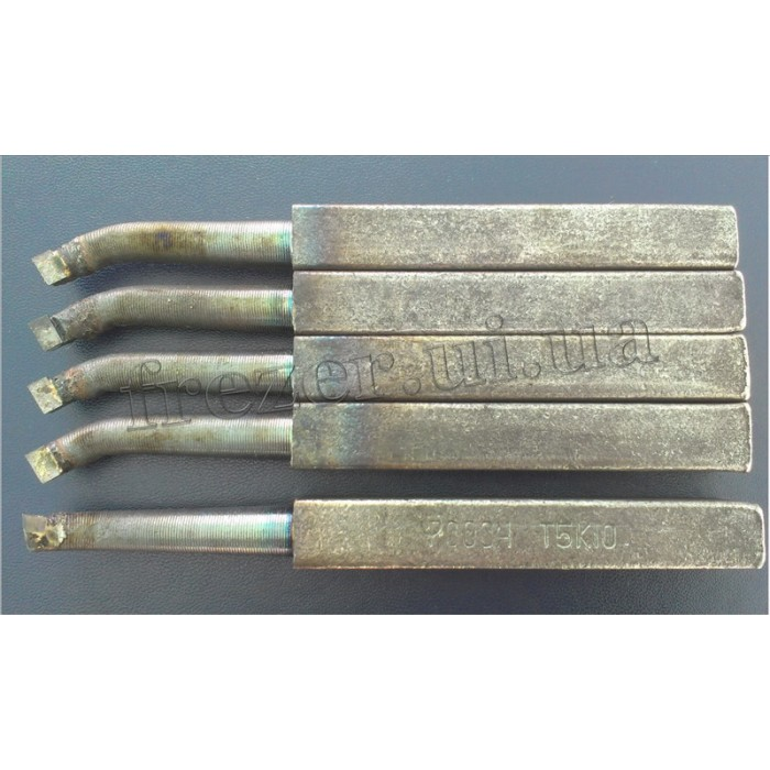 Резец расточной для скв. отв. 25х25х200х70 ВК8 (ЧИЗ)