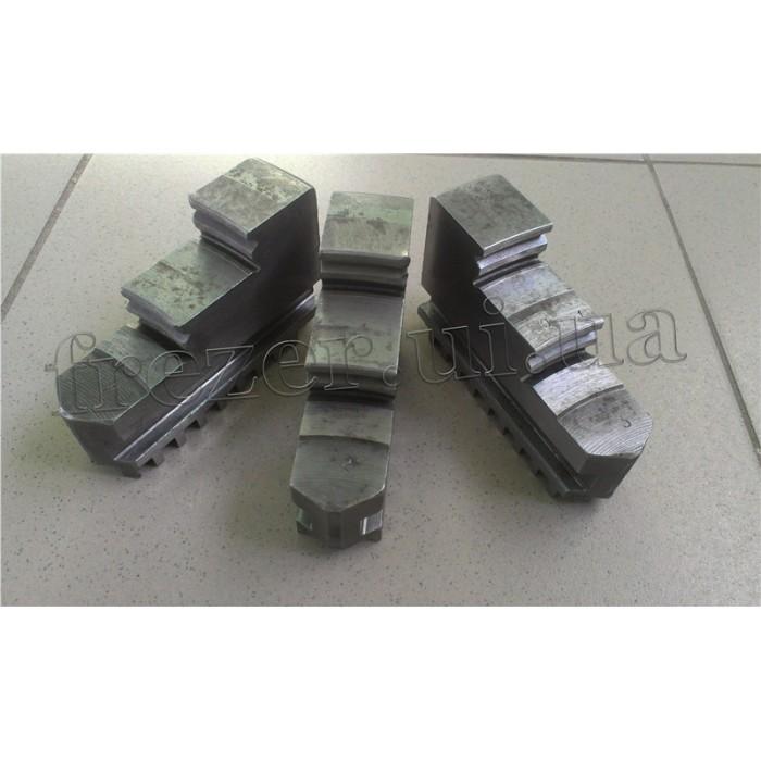 Кулачки обратные к патрону токарному 250 мм шаг 10 мм (БелТАПАЗ)