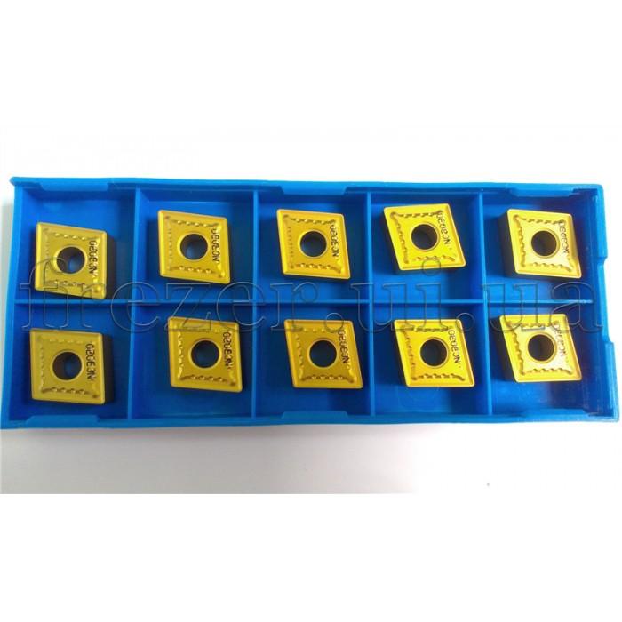 Пластина твердосплавная CNMG 160608-GR NC3030 KORLOY - фото 1