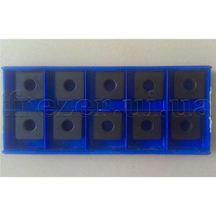 Пластина твердосплавная SNMA 190616 NC6210 KORLOY