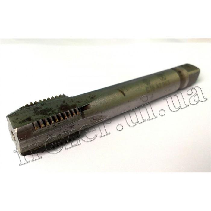 Метчик трубный G 3/4'' м/р штучный с т/с пластиной ВК8