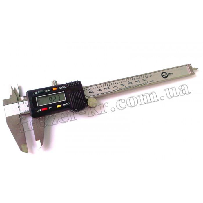 Штангенциркуль цифровой ШЦЦ-I-150 0,01 (Intertool)