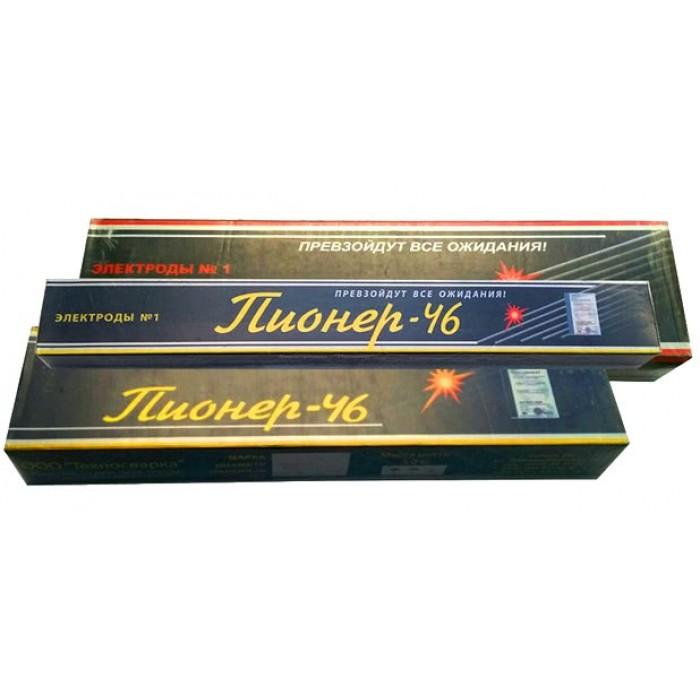 Электроды сварочные Ф 4 Пионер-46 (2,5 кг)