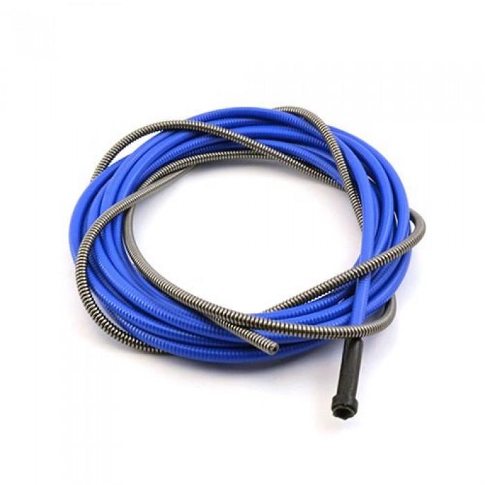 Спираль подающая синяя под проволоку 2,0-2,4 мм 5 м (Abicor Binzel)