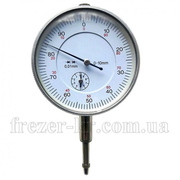 Индикатор часового типа ИЧ-10-0,01 кл.1 с ушком (Калиброн)