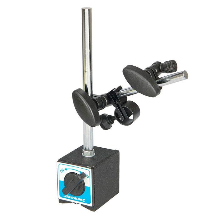 Стойка магнитная (штатив) ШМ-II-Н с регулировочным винтом