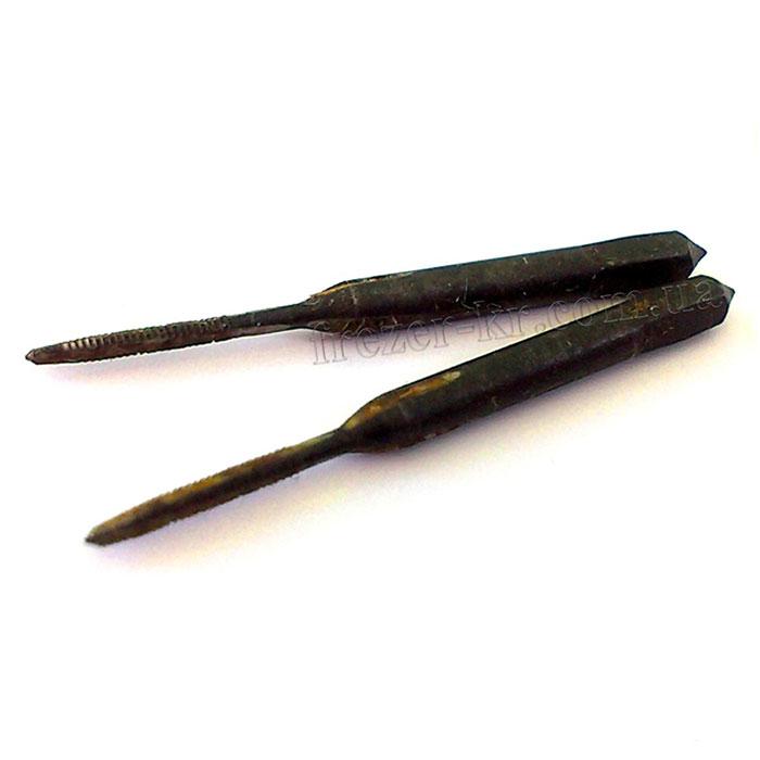 Метчик ручной комплектный М 1,8 (0,35) У12 - фото 1