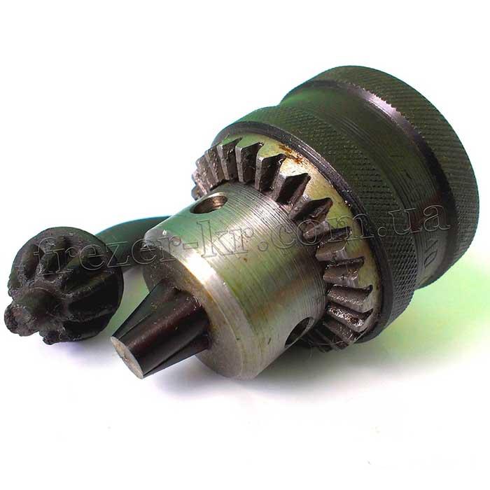 Патрон сверлильный ПС 6 (1-6 мм) В10 (НИЗ)