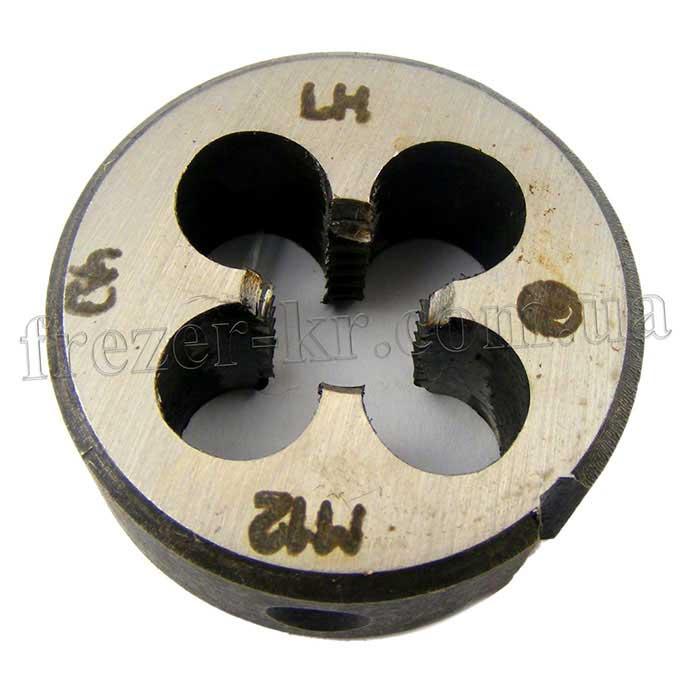 Плашка М 27 (3,0) левая