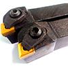 Резцы с механическим креплением твердосплавных пластин