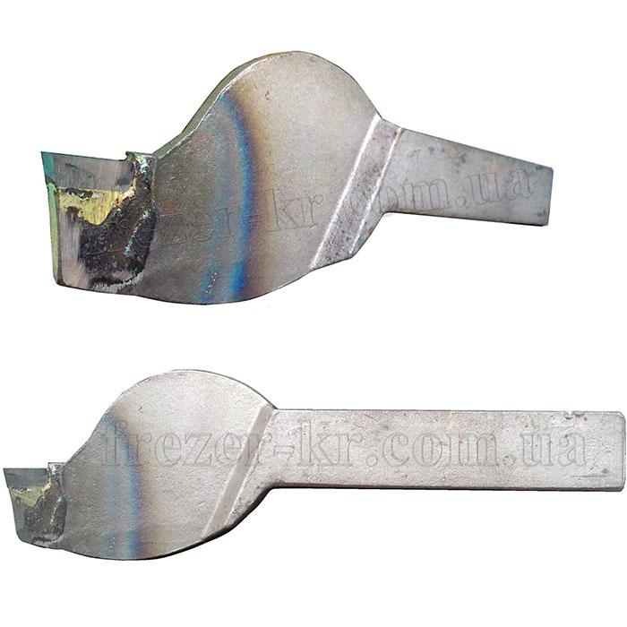 Резец отрезной петушковый 32х20х240 ВК8