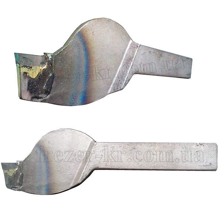 Резец отрезной петушковый 32х20х240 Т15К6 - фото 1